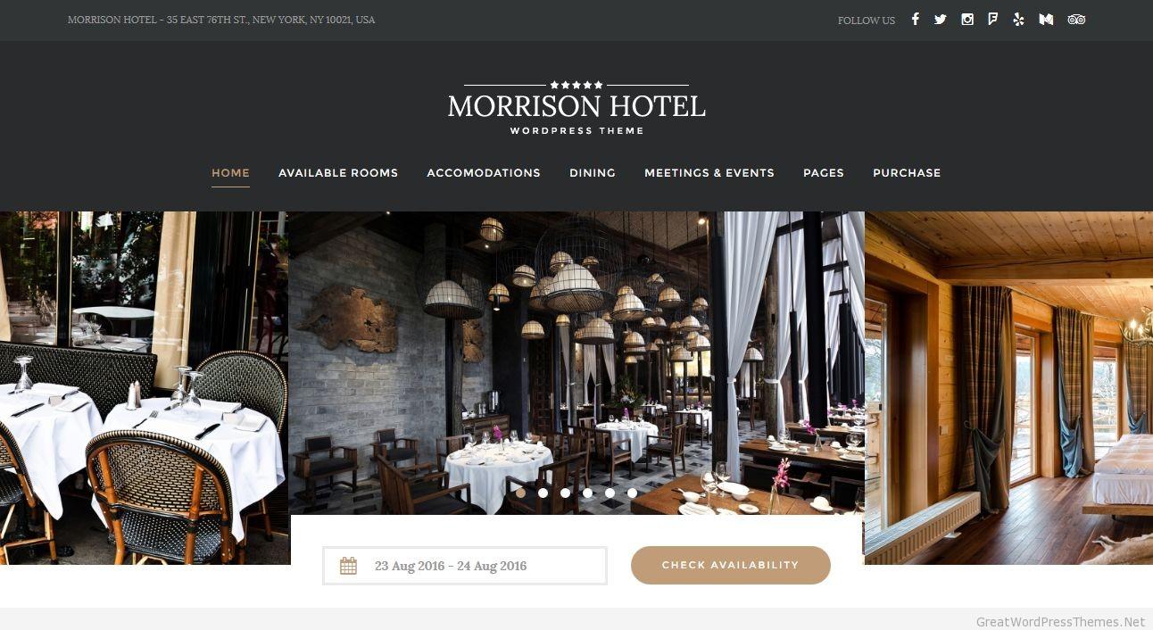Morrison-theme